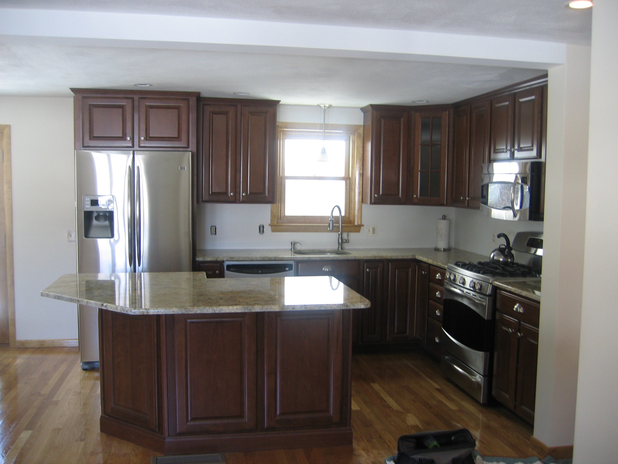 Ridgeline Construction Co LLC Kitchen Renovation